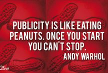 ANDY WARHOL QUOTES / http://www.quotes2love.com/andy-warhol-quotes/