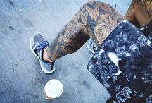 Ben tatoveringer