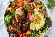 Food-Favorite Salads / Salads
