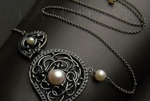 Jewelry I admire! / by Liz Pifferrer