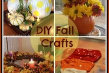 Fall decorations / by Jennifer Eleazer