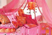 Maahi's room