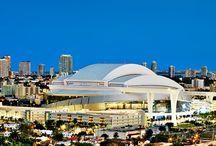 Bienvenido a Miami / A peek at the beautiful city of Miami, home of the Miami Marlins!