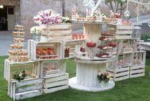 ideas mesas dulces