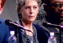Melissa/ Carol / Melissa Mcbride ( Carol Peletier TWD)