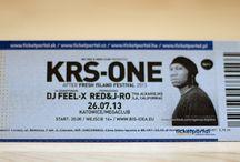 KRS-ONE 26.07.13 Mega Klub Katowice / KRS-ONE 26.07.13 Mega Klub Katowice
