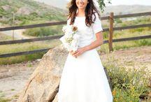 Wedding dress  / by Felicia Barnett