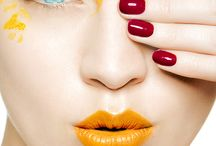 Eyes N Nails / by Fashion Photographer James Santiago
