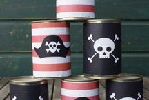 Toddler Pirate Party