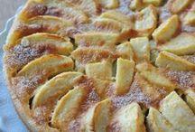 tarte pommes normande