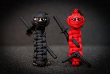 Ninjas / Dessa ska jag göra.