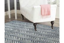 """All New, One of a Kind, Modern Area Hand-tufted Rugs / Unlike a hand-knotted rug, a hand-tufted rug is created without tying knots. Making a hand-tufted area rug takes a fraction of the time to make, therefore greatly reducing the cost. As a result, hand-tufted rugs are very affordable area rugs. These wool rugs are made with a tool called a """"tufting gun."""