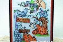 Halloween Fall Cards