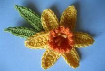Crochet - Flower &