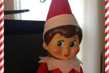 """Elf on the Shelf / Let's see how much trouble Elf """"Sally"""" get's into..."""