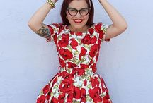 Vintage Style Bloggers / Brilliant vintage style bloggers to follow.