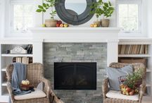 Fireplace / by Whitney Dismer