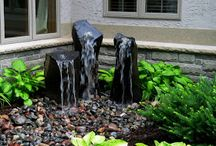 Water feature pinspiration...