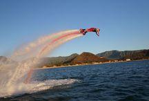 Így kell Flyboardozni. :)