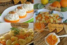 portakal yemekleri