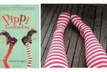 Pippi Longstocking / by Melli R