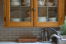 Kitchen remodel / by Tricia Zinecker