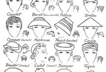 Styles of Hats