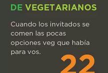 Problemas de vegetarianos
