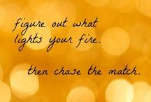 Firey Quotes