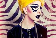 Drag Queen Nation / Drag Queen makeup, clothing and stars who inspire.