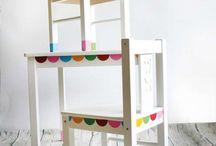 Måla om möbler