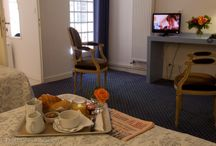 Les Chambres de l'hôtel ROYAL WILSON à Toulouse / Découvrez quelques unes des chambres de l'hôtel ROYAL WILSON. Décoration personnalisée et confort assurée /  Discover some of our rooms. Beautifully appointed interiors combine traditional and contemporary styles.http://www.hotelroyalwilson-toulouse.com/fr/chambres.php