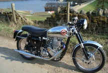 BSA Motorcycles / by Iron & Air