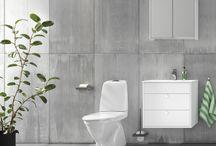 Toalettstol / En toalettstol ska vara enkel att hålla ren, se fräsch ut och hålla länge. Gustavsberg har därför valt att lägga mycket tid och energi på att utveckla smarta lösningar, porslinskvalitet och snygg design. Oavsett om du är ute efter en lyxigare känsla eller enbart funktion så har Gustavsberg en toalettstol som passar dig och ditt badrum. Våra toalettstolar med Hygienic Flush erbjuder med sin innovativa design och praktiska funktioner en smartare spolning och förenklad renhållning.
