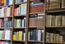 Libri! / Passione per i libri e soprattutto per quello che c'è scritto dentro! / by Francesco Bonomo