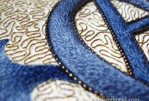Embroidery / by Tactile Travel