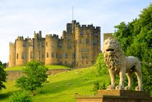 This Years Tour / What you might see on Lundgren Tours this year in Alnwick, Alnmouth, Warkworth and Amble.