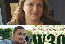 AVANT APRÈS WHOLE30