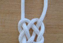Плетение из верёвки
