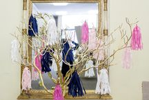 Special Events decoration / Creative Ideas for those special events