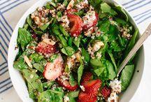 snack & salad