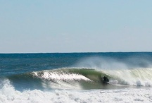 photos by David Gonville: Surfing New England / Photo journal by David Gonville, surfing around New England