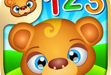 123 Kids Fun Numbers / #counting #maths #learning #education #apps #homeschooling #kids #fun