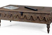 Coleccion Chateau Decor / Descubre una colección de muebles con caracter ecléctico, inspirada en epocas pasadas. Combinadas con otras piezas de estilos opuestos puedes conseguir ambientes mágicos y armoniosos; llenos de contrastes.