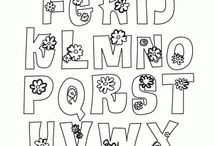 Fonts / Different fonts