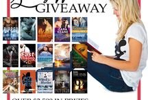 New Releases and Giveaways!