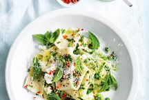 Pizza and Pasta / A selection of pizza and pasta recipes
