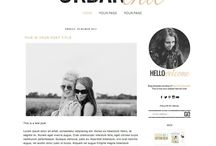 bloggy / Blog Design