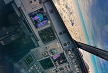 Sky&airplane