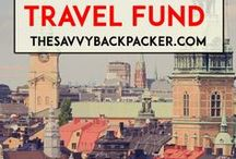 Travel Money Tips / Save money for travel, travel money tips, saving money, budget travel, travel tips, save for travel, afford to travel, travel fund, travel the world cheaply, frugal travel hacks, travel on a budget, cheap flights, saving for a holiday